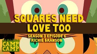 Camp Camp Soundtrack: Squares Need Love Too - Richie Branson | Rooster Teeth