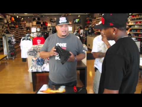 Timberland Helcor Boot Demo At DTLR (part 2)