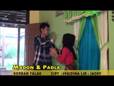 Madon Feat Padla - Korban Talak -Official Music Video - APH