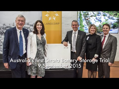 Distributed Solar and Storage: Disrupting Australia's Energy