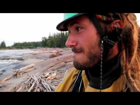 Class V Kayaking