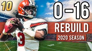 2020 BEGINS! CAN THE BROWNS MEET HIGHER EXPECTATIONS? - Madden 18 Browns 0-16 Rebuild | Ep.10