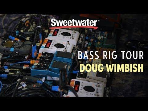 Doug Wimbish Bass Rig Tour