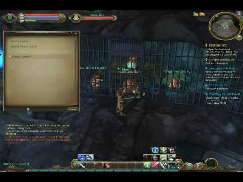 (Aion) Altgard Fortress Dungeon Location