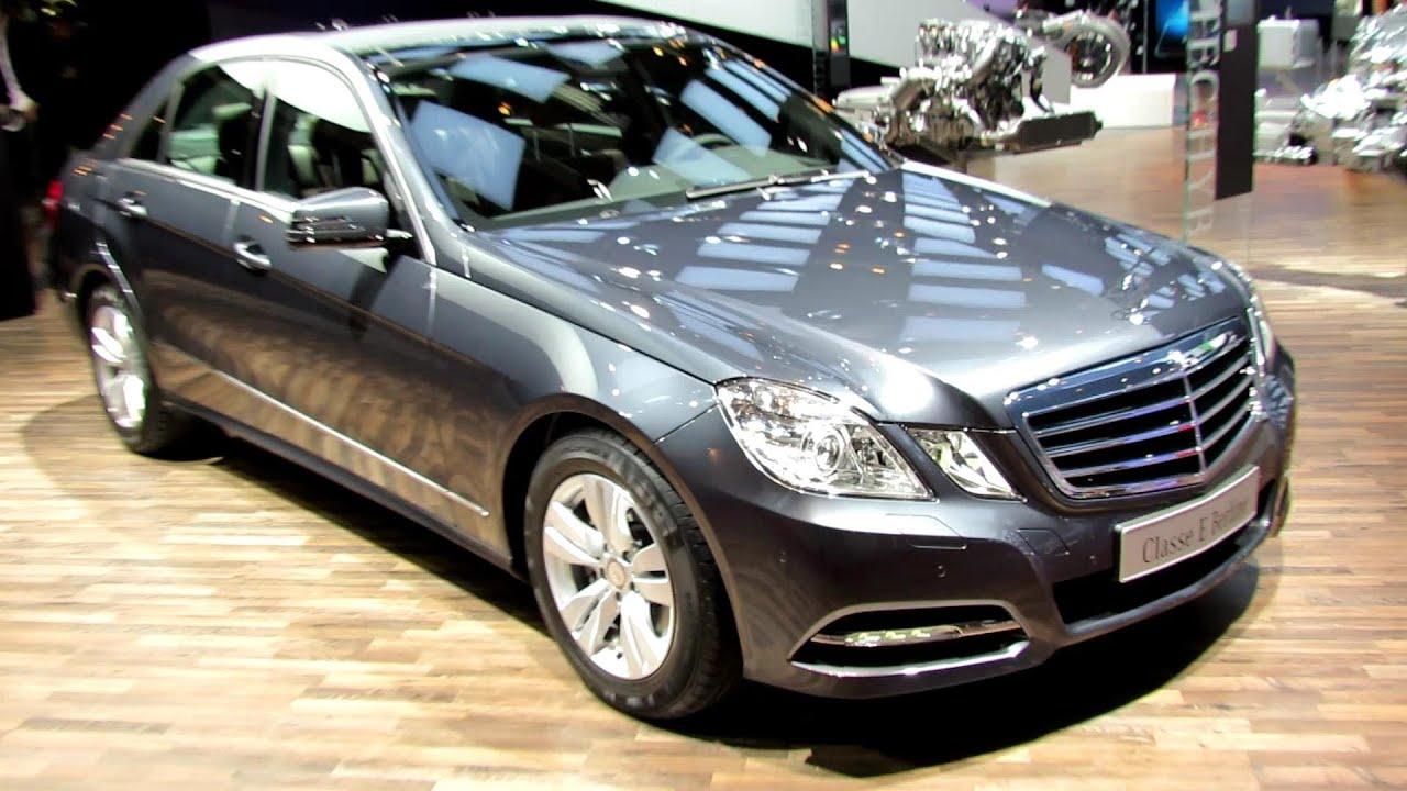 2012 mercedes benz e300 bluetec hybrid exterior and for Mercedes benz e300 hybrid