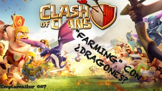 "Emplumaitor 007 - ""Farming"" con ¿Dragones? - Sucos Clash of Clans"