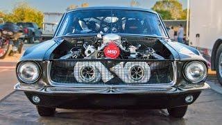 3000hp HELLEANOR Mustang - BARN FIND?!
