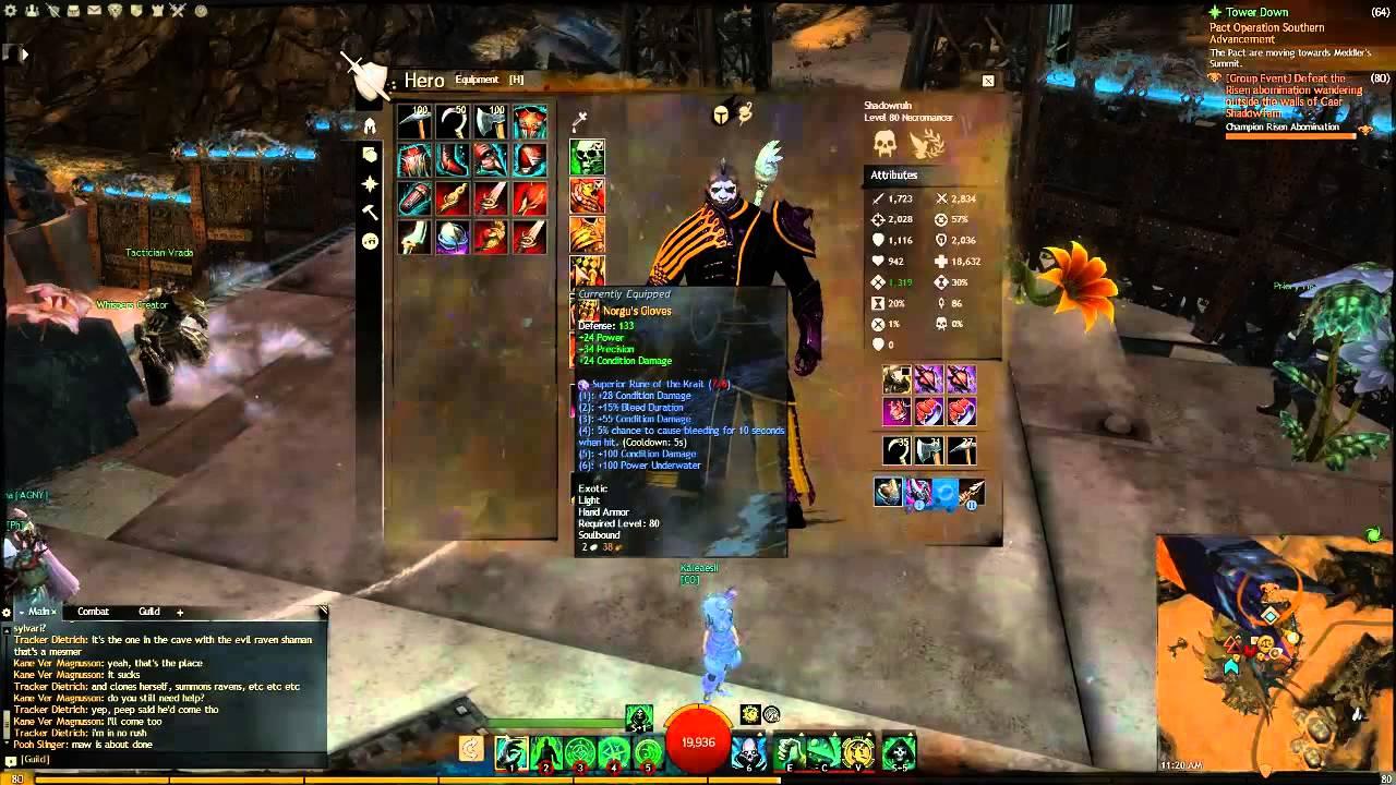 Guild Wars   Mesmer Hybrid Build