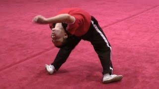 Drunken Style - Instructional Wushu Form - 醉拳