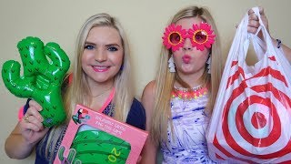 HUGE TARGET DOLLAR SPOT SUMMER HAUL + GIVEAWAY!!! | Tons of NEW items!