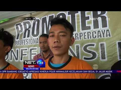 Polres Tangerang Lumpuhkan 2 Pelaku Perampok Taksi Online - NET 24 Mp3