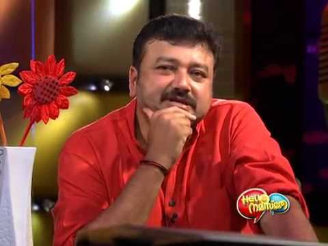 Hello Namasthey  Episode - 20, Super Star Jayaram