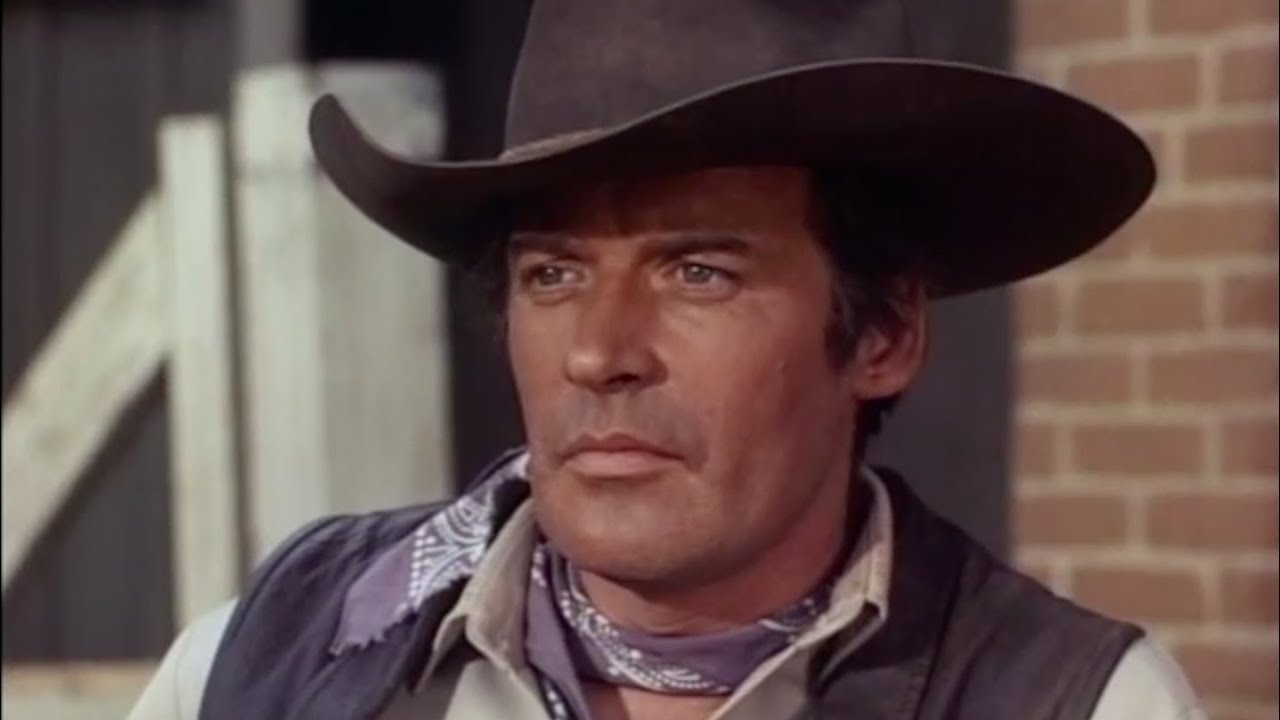 Peter Breck as Nick Barkley ~ He's a Rebel - YouTube