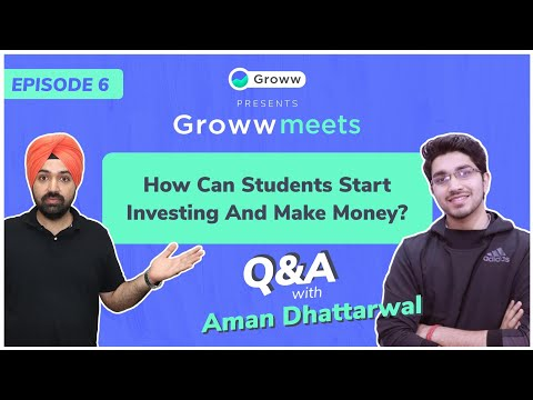 @Aman Dhattarwal Notes on Stock Market : How to Invest in Stocks for College Students