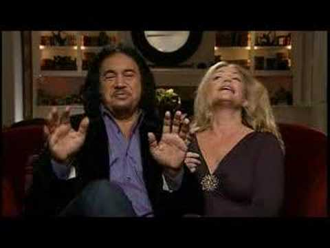 Gene Simmons and Shannon Tweed talk about sex
