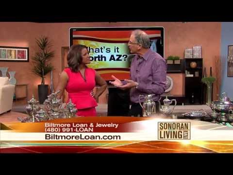 Sell Your Antiques and Collectibles at Biltmore Loan in Scottsdale, AZ