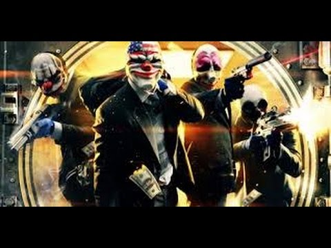 PAYDAY 2 #8 With Tyler And Sean (Burning Cash)