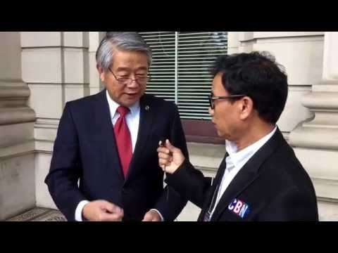 SK media report by Korb at parliament interview with MP HONG LIM