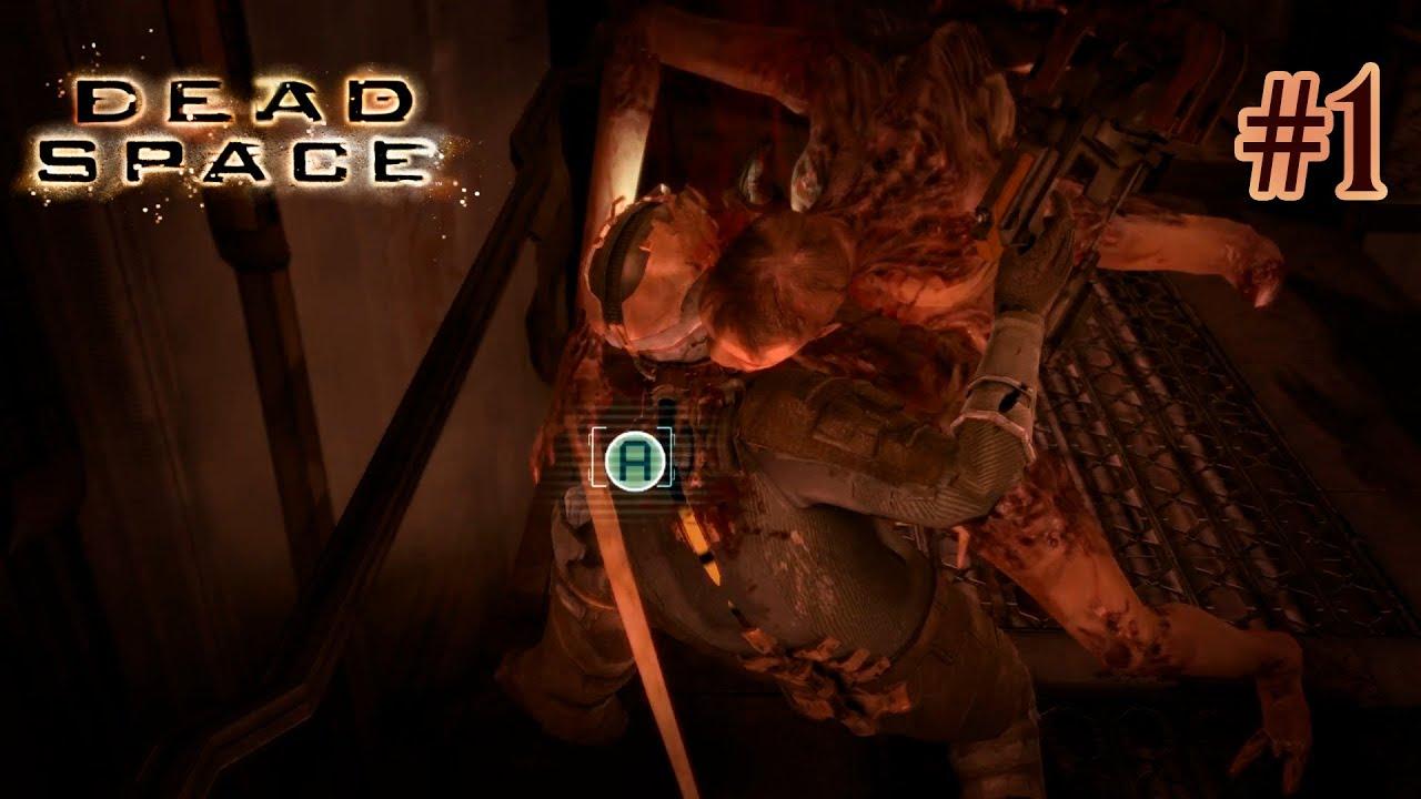 Dead Space 1 La Nave Del Terror Gameplay En Español