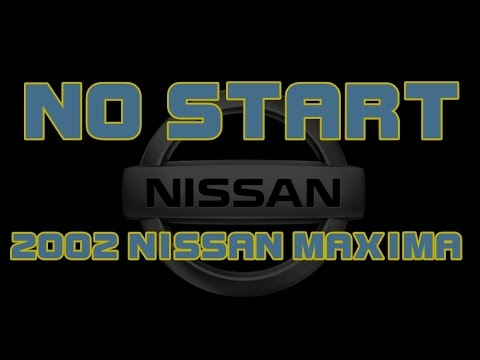 2002 Nissan Maxima Sometimes Doesn T Start Just Clicks