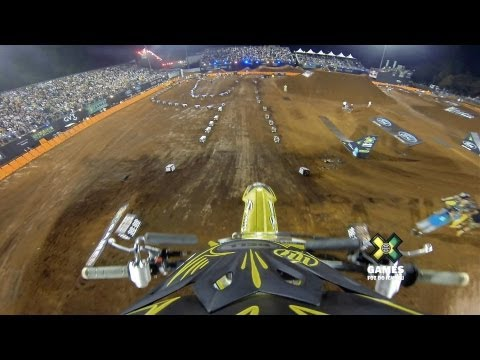GoPro: Lance Coury Gold Medal Moto X Speed and Style - Summer X Games Brazil 2013