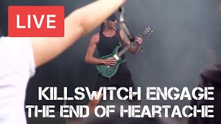 Killswitch Engage - The End of Heartache Live in [HD] @ Download Festival 2012