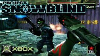 Project Snowblind: Team Deathmatch | Original Xbox Game Night