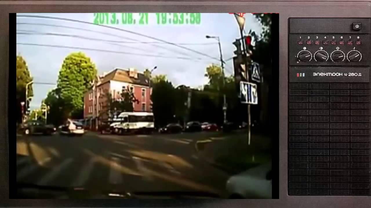 Подборка ДТП с участием автомобилей ДПС Авто приколы и ГАИ!