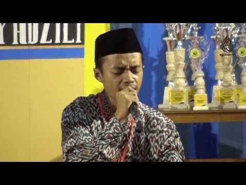 Nailus Syafa'ah - Festival Banjari PPSQ Asy-Syadzili 2017