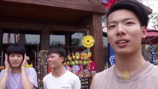 الصينيون يترقبون افتتاح ديزني لاند شنغهاي
