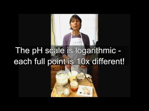 pH and Acid in Cheesemaking