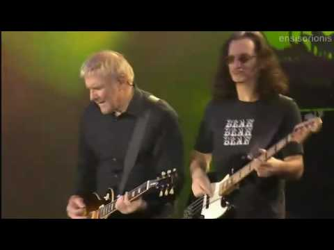 Rush   Natural Science Snakes   Arrows Live In Holland   2008 Subtítulos Español