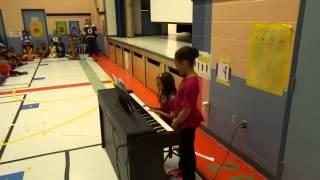 The Woodchuck Chucks Wood - Piano