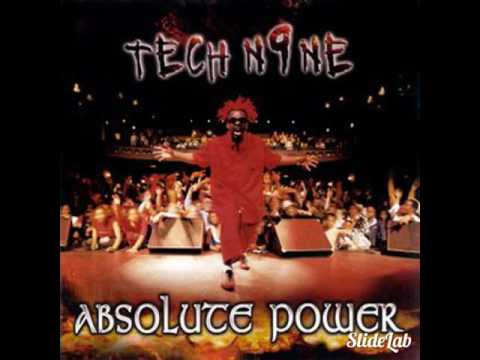 4. Slacker by Tech N9ne