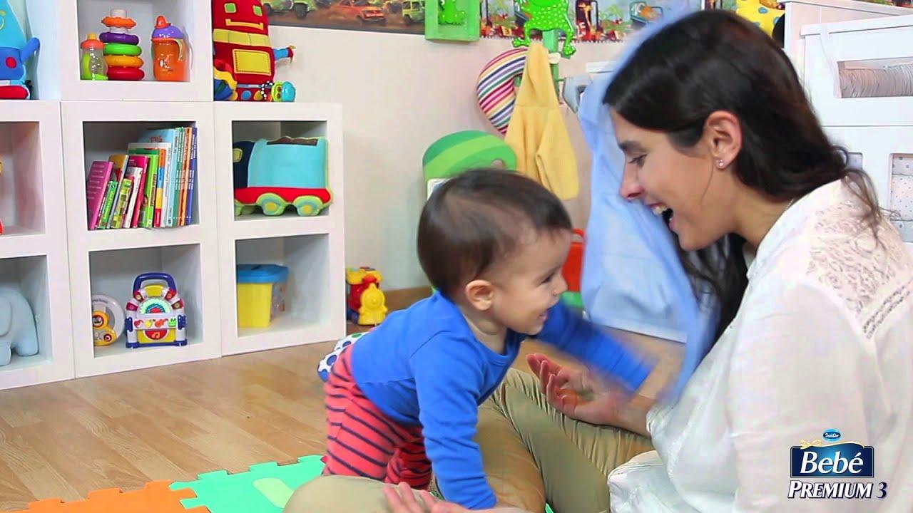 Juegos de estimulaci n para beb s de 6 a 12 meses tvcrecer youtube - Bebe de 9 meses ...