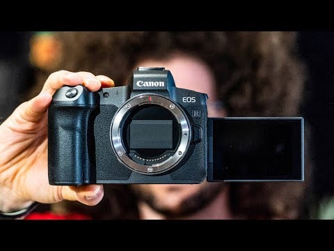 OFFICIAL CANON EOS R Mirrorless Camera PREVIEW | Not Ready For PRIME TIME?