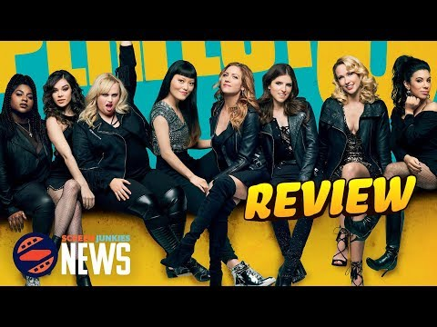 Pitch Perfect 3 2017 Movie Review By Sean Chandler Talks