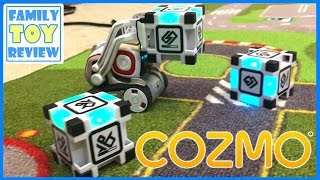 Anki Cozmo Robot Toy Cozmoments - Kid Playing with Cozmo Playtime - Toy Cosmo Robots for Kids