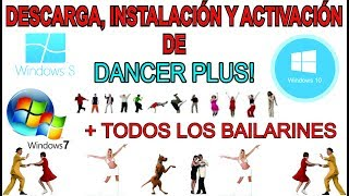 Descargar Dancer Plus windows 7, 8 y 10