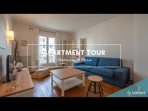 Apartment Tour // Furnished  44m2 in Paris – Ref : 21620825