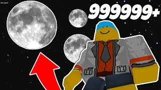 DISCOVERING NEW PLANETS *999,999* HEIGHT! - Roblox Rocket Simulator 2