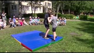 Приемы борьбы показали в детском саду.Детям понравилось.(freestyle wrestling видео уроки по борьбе нурали алиев., 2015-08-04T21:02:58.000Z)