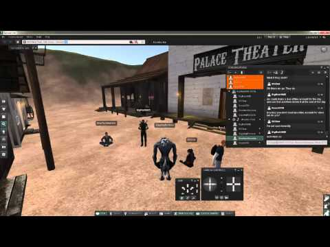 Digital Culture:Online Communication | Group RSMC | Secondlife Charity Discussion