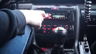 car audio test audi a4 b5 jbl magnat crunch pioneer 550w rms