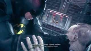 BATMAN™: ARKHAM KNIGHT; Interrogating Simon Stagg