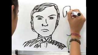 Draw my life - Rubén Darío