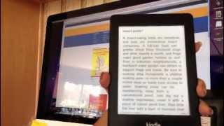 Kindle Paperwhite - and how to get books for free!