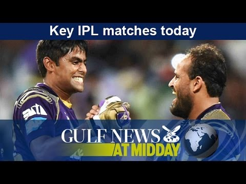 Key IPL matches today - GN Midday