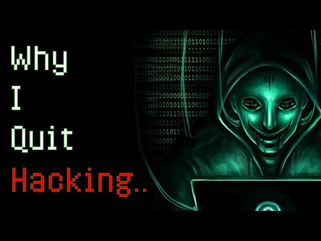 Horrifying Deep Web Stories Why I Quit Hacking.. (Graphic) A Scary Hacker Story