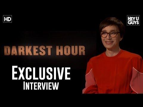 Kristin ScottThomas  Darkest Hour Exclusive